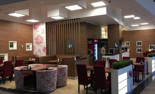 SUSHI KO a deschis un restaurant în noul centru comercial PARKLAKE