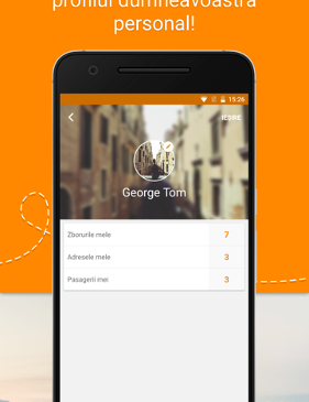 Noua aplicatie mobila tripsta pentru Android: gasirea de zboruri ieftine catre destinatii de vis devine si mai usoara