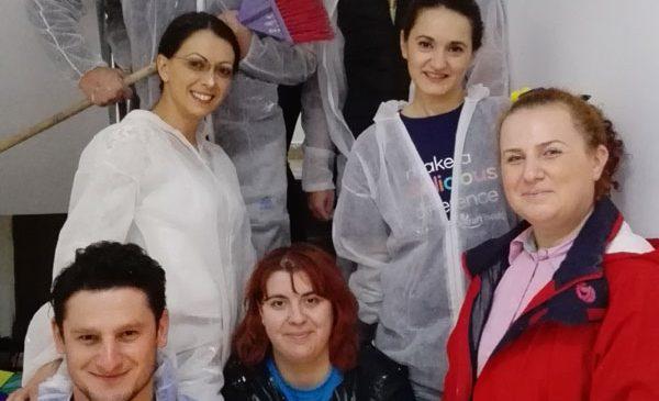 Pentru al treilea an consecutiv, voluntarii Mondelez România au fost alături de copiii defavorizați