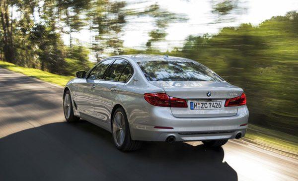 BMW 530e iPerformance, modelul plug-in hybrid al BMW Seria 5
