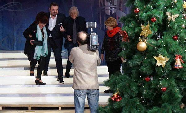 Oamenii care au făcut istorie în divertisment au revenit la TVR
