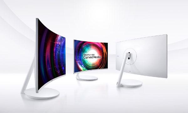 Samsung va prezenta noua serie de monitoare curbate cu tehnologie Quantum Dot la CES 2017