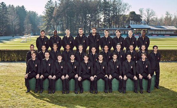 Diesel dezvăluie noile uniforme off-field ale AC Milan