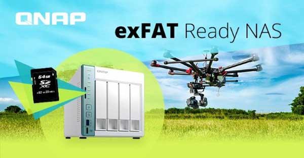 QNAP, Microsoft și Paragon Software lansează driverul exFAT pentru QNAP NAS
