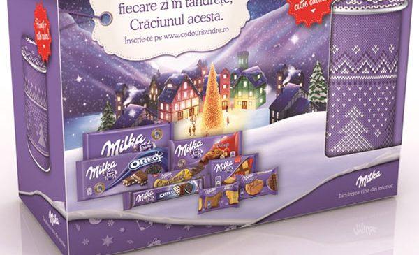 Milka îndeamnă la tandrețe în fiecare zi, Crăciunul acesta
