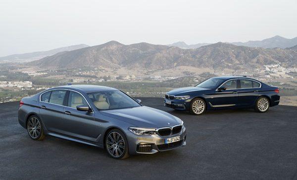 BMW Group la ediţia 2017 a NAIAS de la Detroit – premiera mondială a noului BMW Seria 5