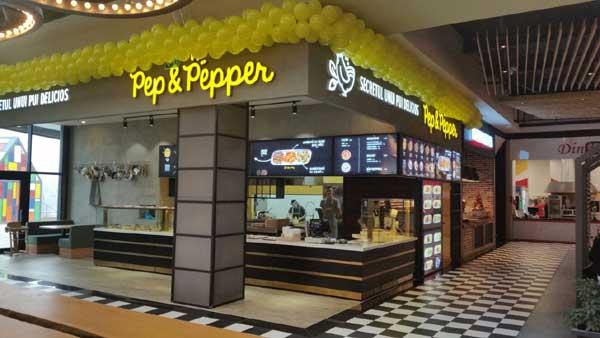Pep & Pepper vă așteaptă în ParkLake Shopping Center