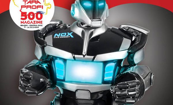 Robotul NOX, Lora și Carla's Dreams deschid Țara Profi