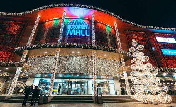 Programul evenimentelor de Sărbători la București Mall