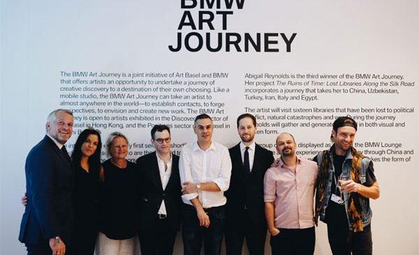BMW Art Journey continuă cu alţi trei artişti anunţaţi la Art Basel Miami Beach
