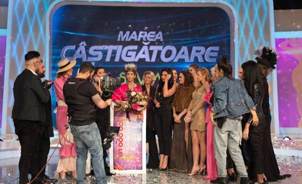 """Silvia este castigatoarea primului sezon """"Bravo, ai stil!"""""""
