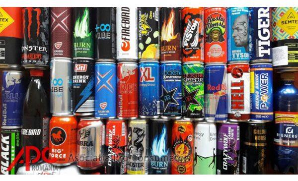 Studiu privind impactul băuturilor energizante asupra sănătăţii tinerilor