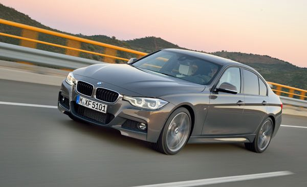 "BMW Seria 2 Coupé şi BMW Seria 3 Sedan au primit ""Top Safety Pick+"" din partea IIHS"