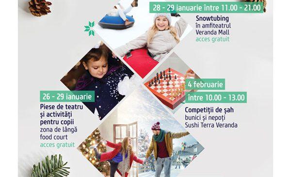 """Veranda Mall găzduieşte concursul de şah rapid pe echipe """"Nepoţi şi bunici"""" şi Veranda Chess Contest"""