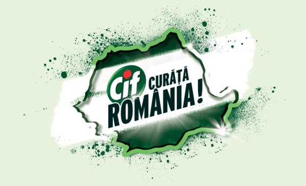 CIF curăță România alături de MullenLowe