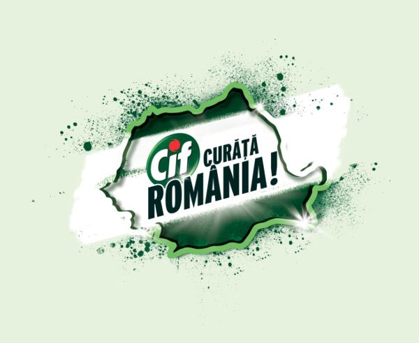 CIF curata Romania