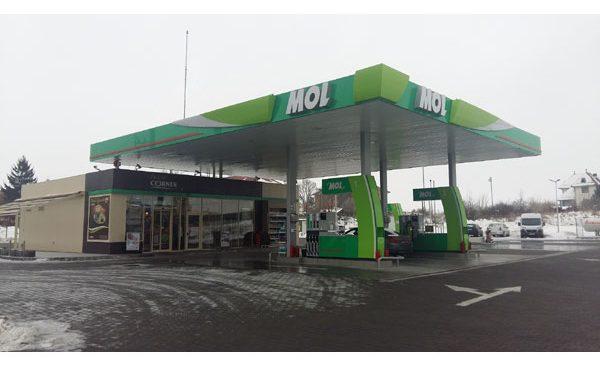 MOL România deschide o nouă benzinărie la Craiova, în urma unei investiţii de aproximativ 1 milion de Euro