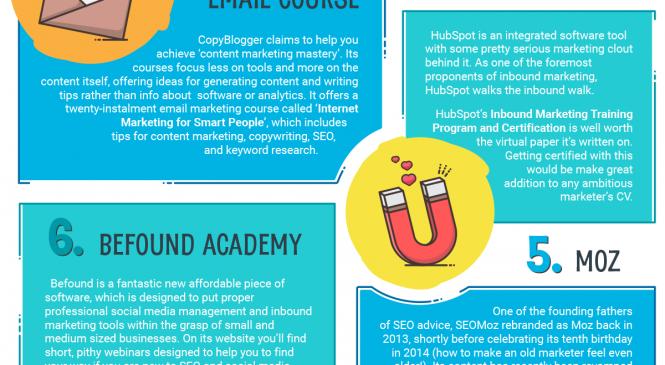 10 cursuri gratuite de marketing online