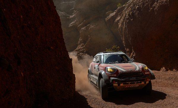Raliul Dakar 2017 – Etapa a patra: San Salvador de Jujuy – Tupiza, 521 km