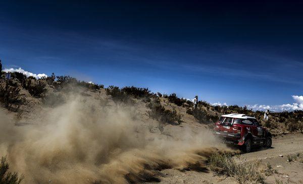 Raliul Dakar 2017 – etapa a cincea: Tupiza – Oruro, scurtată de la 692 km la 219 km