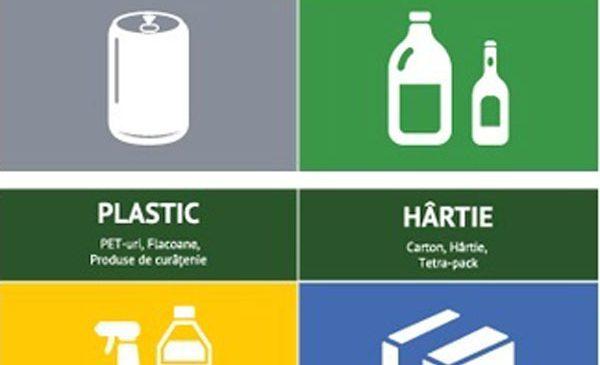 Colectează selectiv și vino cu deșeurile la Căsuța Metro din Parcare