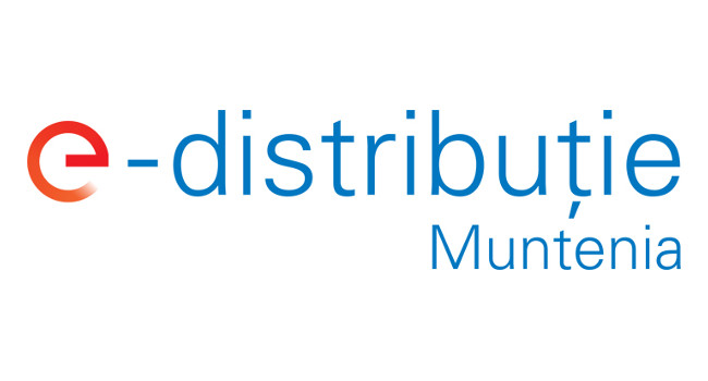 E-distributie Muntenia logo