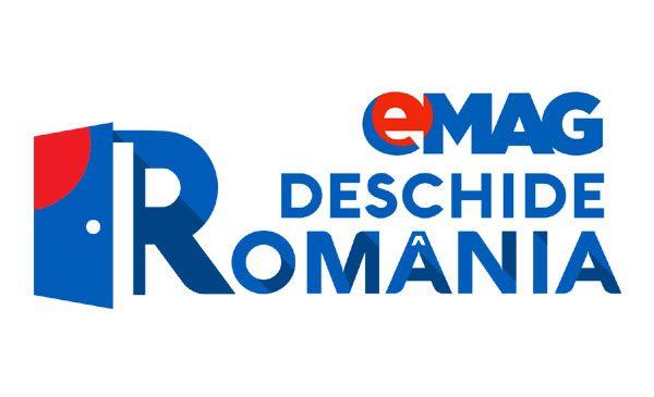 """eMAG lansează programul """"Deschide România"""" și susține micii producători români"""