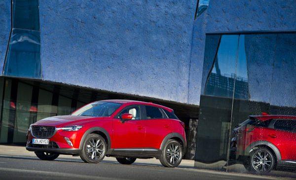 Mazda a crescut cu 45% numărul unităților vândute în România