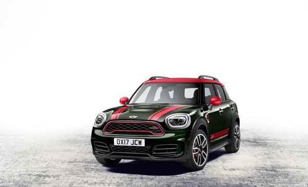 Sportiv şi versatil: Noul MINI John Cooper Works Countryman