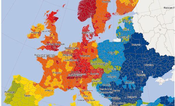 Puterea de cumpărare este în creștere în România, ca și în țările din Europa Centrală și de Est