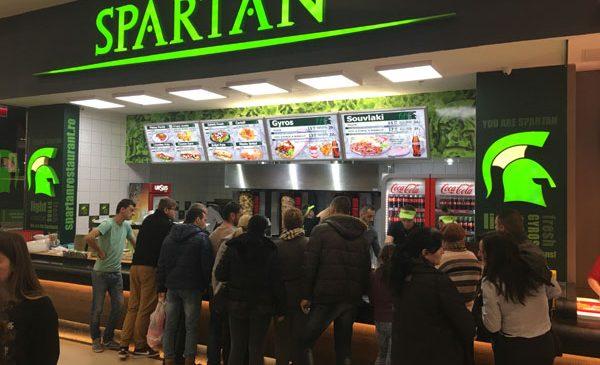 Spartan deschide 2 restaurante în Piatra Neamț și Baia Mare și ajunge la 30 de restaurante în România