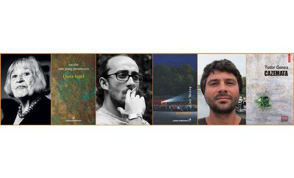 Nora Iuga, Tudor Ganea şi Alex Văsieş, laureaţi ai Galei Tinerilor Scriitori, ediţia 2016