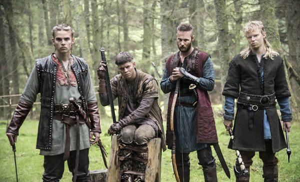"Seria ""Vikingii""revine la HISTORY® din 15 ianuarie"