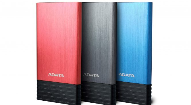 ADATA lansează noul Power Bank X7000