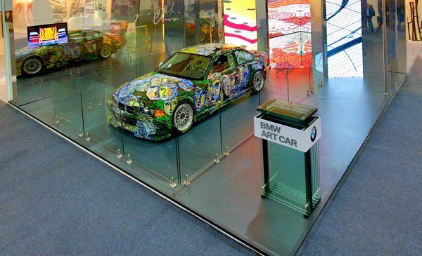 Povestea BMW Art Car continuă cu o nouă faţetă – BMW Group duce al 13-lea BMW Art Car în India