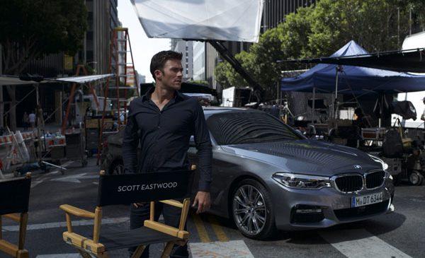 De la Clive Owen la Scott Eastwood – promovare de Hollywood pentru BMW Seria 5