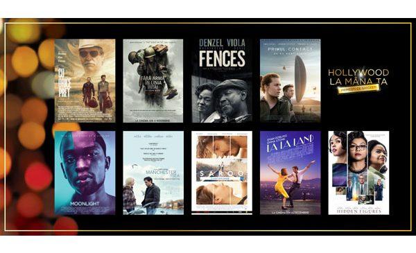Premiile Oscar 2017 – favoriţii românilor vs alegerile Academiei Americane de Film