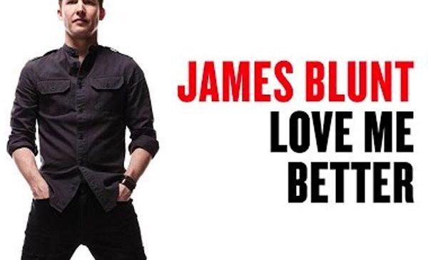 "James Blunt revine cu ""Love Me Better"""
