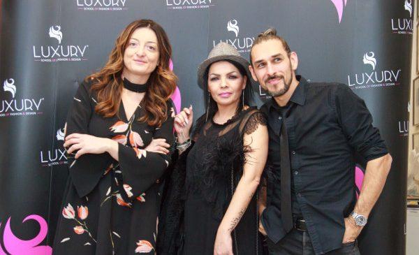 Trainerii Luxury Academy au realizat prima Consultanță de Imagine la evenimentul de lansare din București