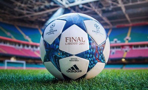 Mingea adidas pentru finala din Cardiff 2017