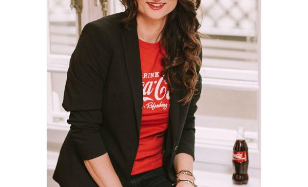 Nicoleta Eftimiu: noul Franchise Country Manager Coca-Cola România și Moldova