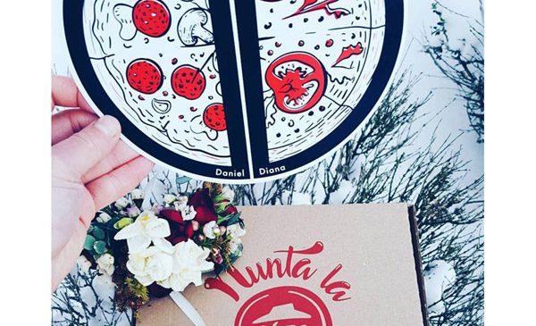 Nuntă inedită în ajun de Valentine's Day
