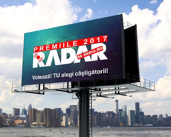 Start PREMIILE RADAR DE MEDIA 2017