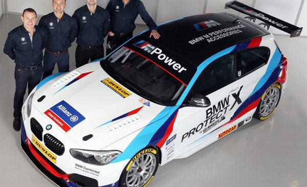 TEAM BMW deschide o nouă eră pentru BMW UK în ediţia 2017 din British Touring Car Championship