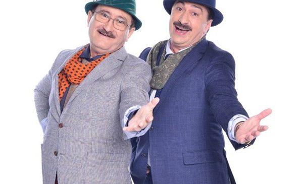 """Dubla norocoasă, Romică Ţociu şi Cornel Palade, vine la """"Uniplay Show"""""""
