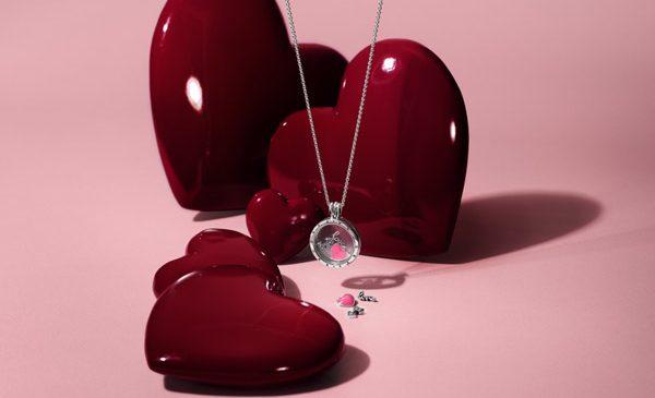 Sărbătoreşte dragostea cu PANDORA & noua Colecţie de  Valentine's Day