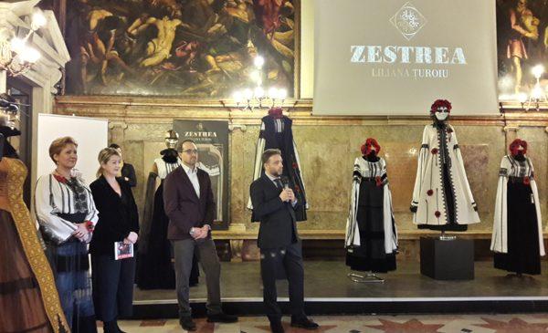 """""""Zestrea"""" – o prezență remarcabilă în programul oficial al Carnavalului de la Veneția"""