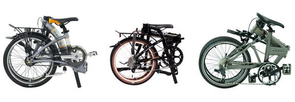 Ce avantaje ne aduce o bicicleta pliabila?