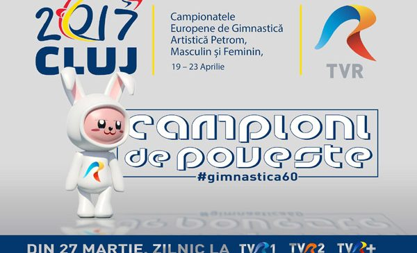 Ştirile TVR prezintă campioni de poveste/ #gimnastică60