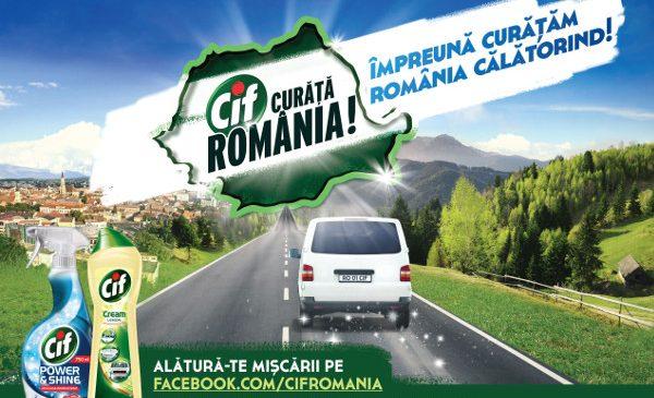 CIF şi MullenLowe redau strălucirea locurilor frumoase din țară alături de români